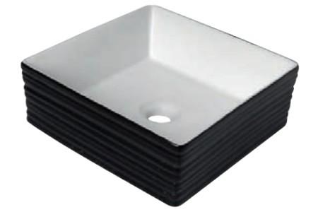 Cuba LX528BW Black White 38x38