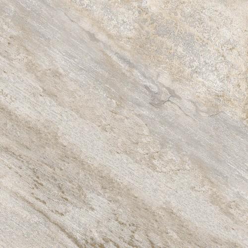 Piso Cejatel Slate Sand, acetinado antiderrapante, PEI 4, Retif., 8,2mm, 60x60, cx 2,48m²